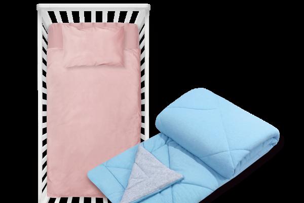 COVER_買A送B_買嬰兒仿絲棉被送嬰兒床品三件套(4)