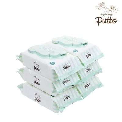 PUTTO濕紙巾green