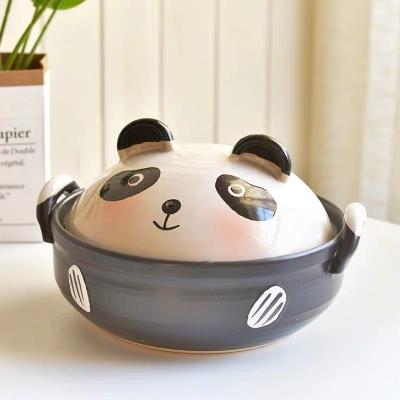 1_熊貓明火耐高溫陶土小砂鍋 (0 (1)