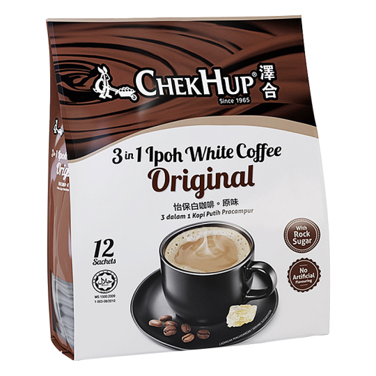 澤合怡保白咖啡 原味