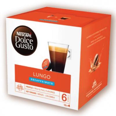 美式濃黑低咖啡因膠囊