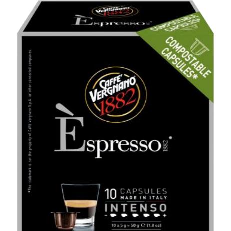濃烈咖啡 (可分解膠囊)