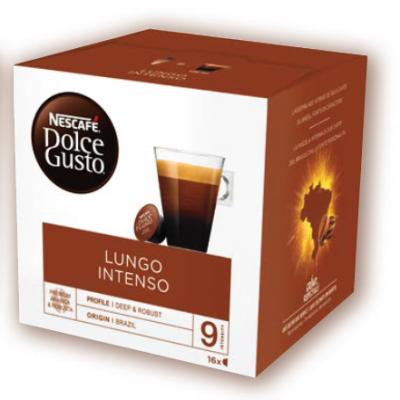 美式濃黑濃烈咖啡膠囊