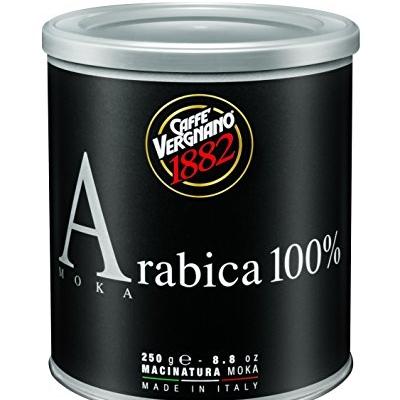 摩卡咖啡粉 (錫罐)