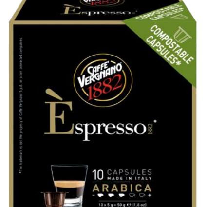 阿拉比卡咖啡 (可分解膠囊)
