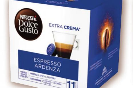 意式濃黑烘焙咖啡膠囊