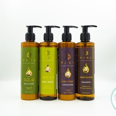 Panu 洗髮水, 護髮素, 沐浴露 或 身體乳液