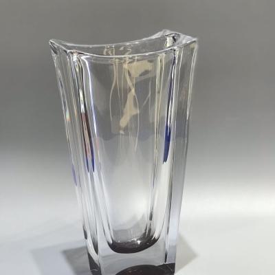 BOHEMIA Crystal 捷克進口水晶花樽大