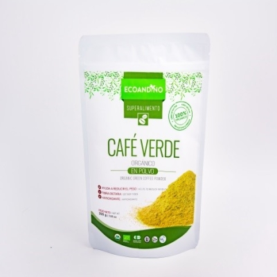 有機綠咖啡粉
