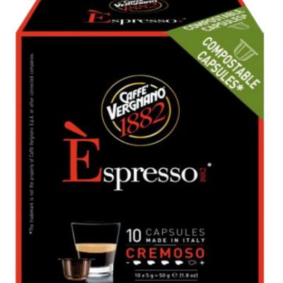 奶油咖啡 (可分解膠囊)