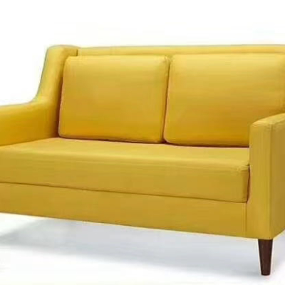 梳化(黃色)原價1980 ,特價 1480