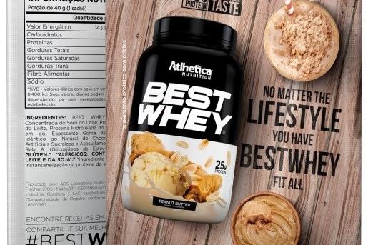 BEST WHEY至尊乳清蛋白粉