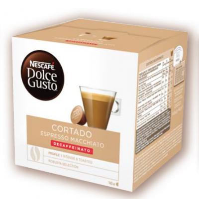 濃縮瑪奇朵低咖啡因膠囊