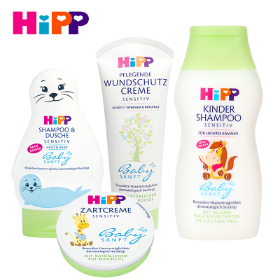 5.Hipp喜寶系列嬰兒產品