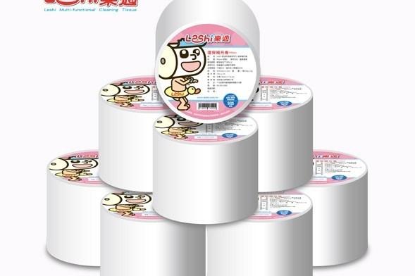 台灣Leshi樂適嬰兒乾濕兩用布巾-家居補充