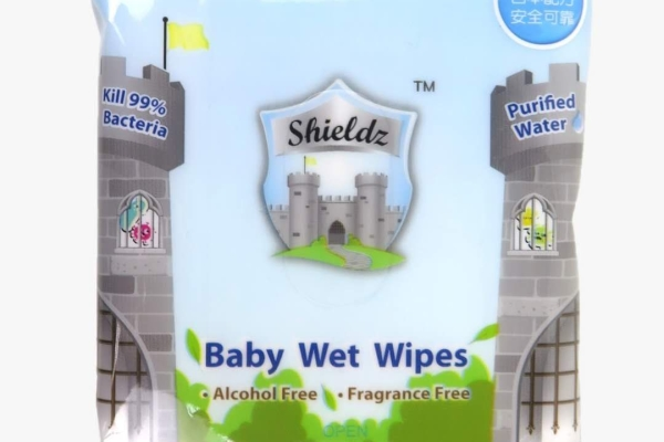 Shieldz純水嬰兒濕紙巾30片裝