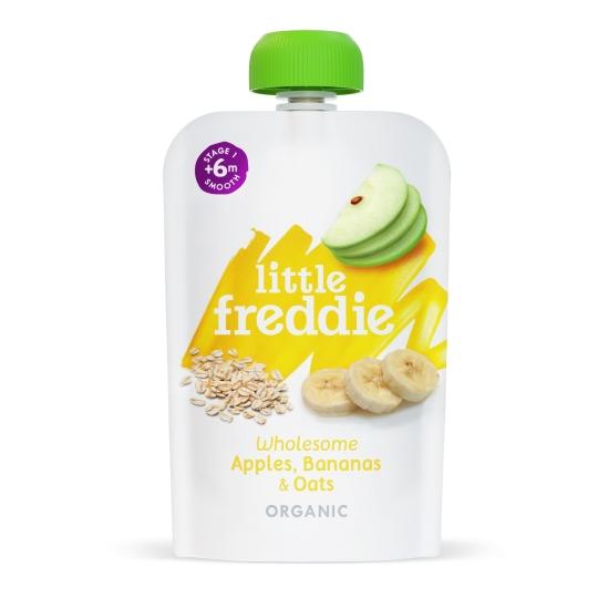 AW LF Apple Banana Oats 100g  V5
