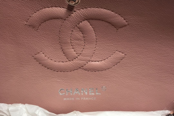 Baby pink Timeless Classic Chanel bag $29900 (3)