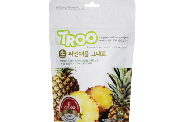 TROO冷凍乾果-菠蘿