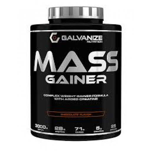 GALVANIZE MASS GAINER 增肌增重粉