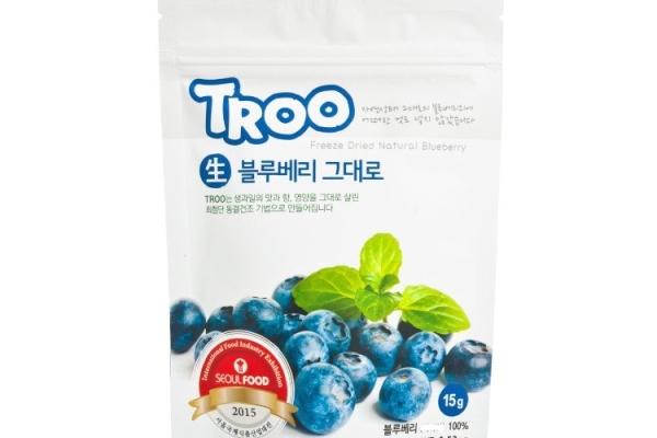TROO冷凍乾果-藍莓