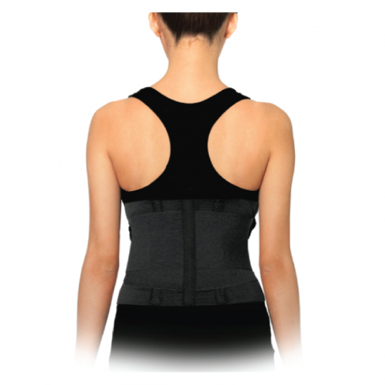 8 Double Pull Lumbar Support