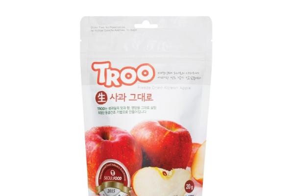 TROO冷凍乾果-蘋果