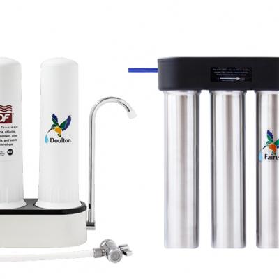 道爾頓 雙筒、三筒濾水器