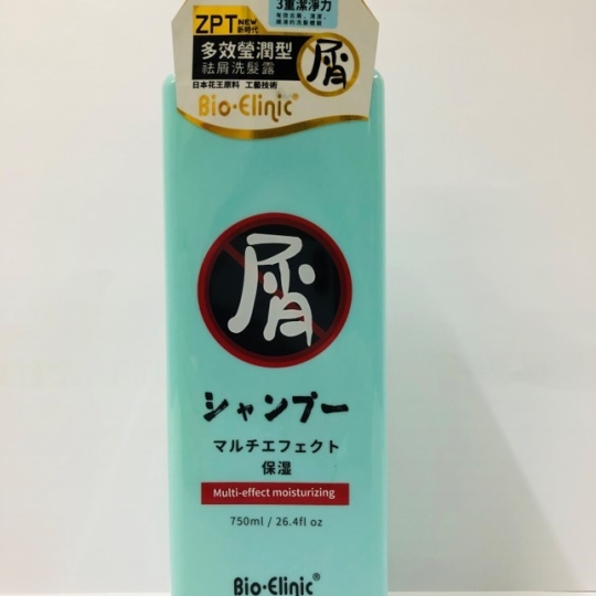 Bio-Elinc祛屑洗髮露500ml(多效瑩潤型)1