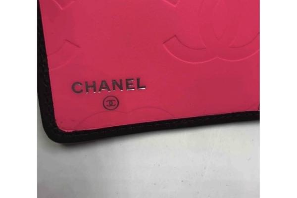 經典Cambon Chabel Wallet $7800 (3)