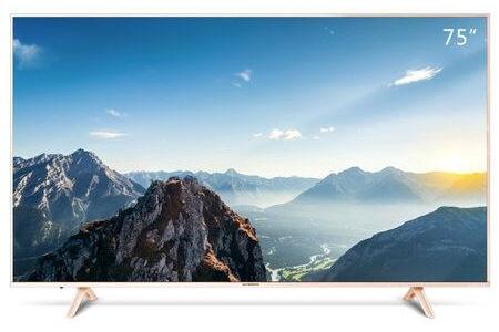 75吋4K智能電視