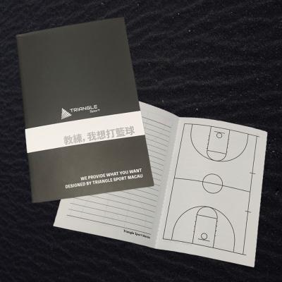 現場多用途球場筆記簿-Basketball 1