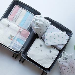 旅行收納袋套裝(7件裝)