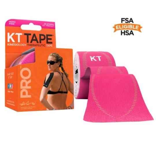 1. KT Tape Pro PreCu t (20貼卷)  $115.5  (原價 $165)