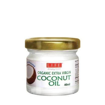 有機冷壓椰子油