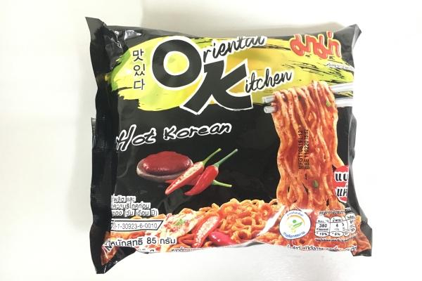 媽媽OK 韓式辣撈麵