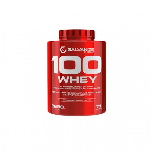 GALVANIZE 100 WHEY PROTEIN 乳清蛋白粉