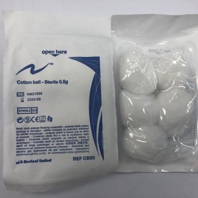 N Medical Limited消毒棉花球5粒 (1)
