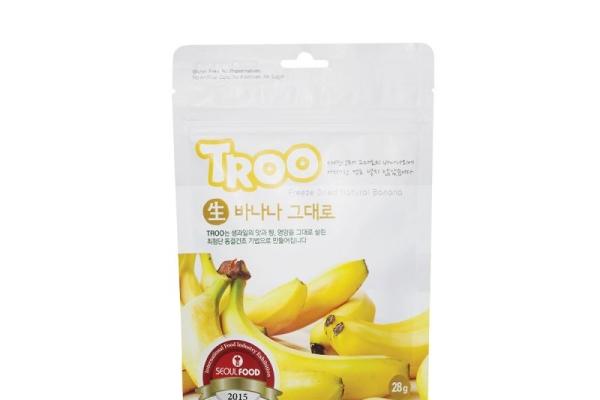 TROO冷凍乾果-香蕉