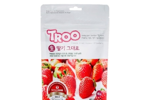 TROO天然冷凍乾果