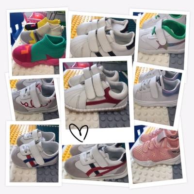 Q版學步鞋