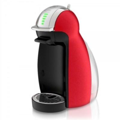NEW GENIO 金屬紅色咖啡機