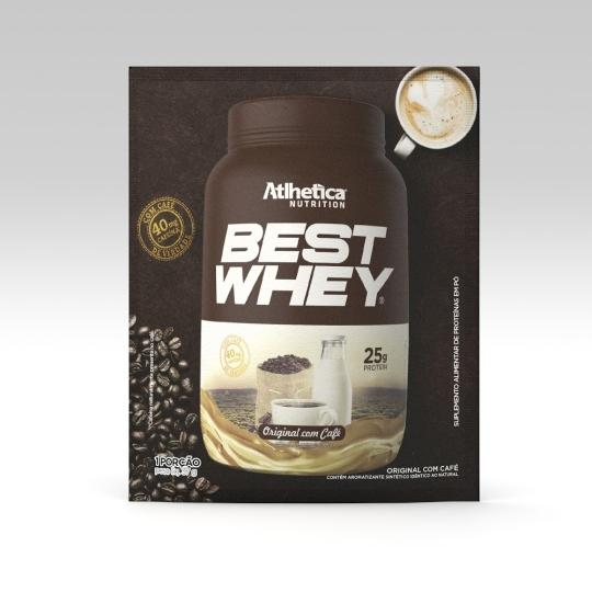 BEST WHEY 至尊乳清蛋白粉 (香滑咖啡) -C
