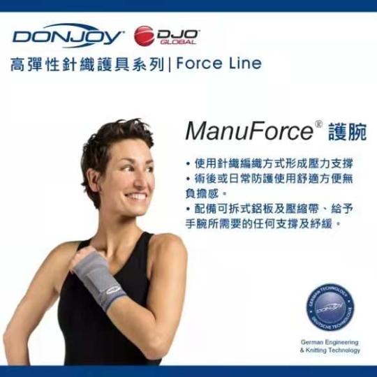 Donjoy MANUFORCE 護腕