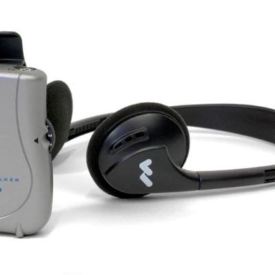 美國Williams Sound袋裝私人傳話器