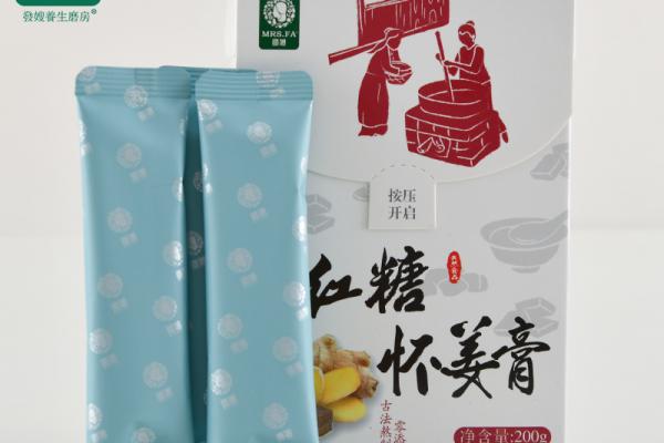 紅糖懷薑膏(盒)