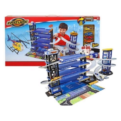 fastlane組合玩具