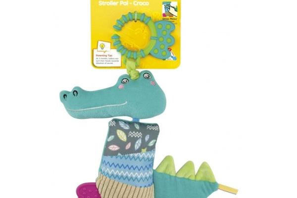 響鈴震震鱷魚