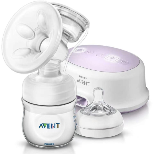 AVENT單邊電動吸奶器,原價$1699,5折優惠價$849.5