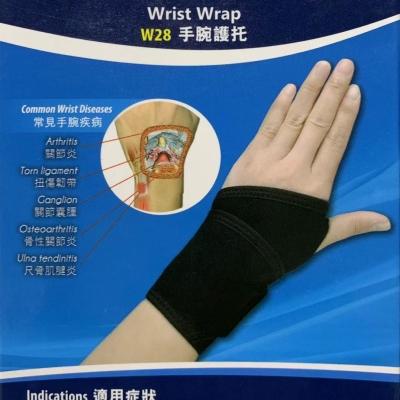 W28 手腕護托